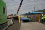 Truck scale installation