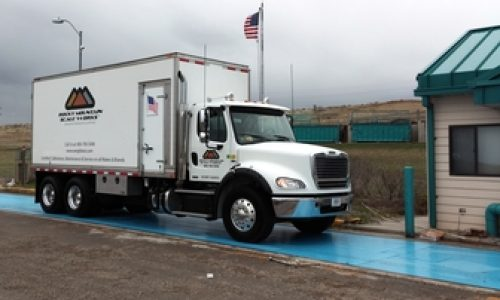 City of Billings Landfill Truck Scale Replaced