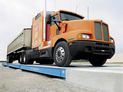Avery Weigh-Tronix truck scale