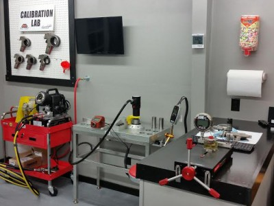 Calibration Lab