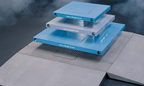 ProDec Stack floor scale