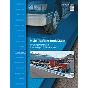 Multi-Axle Set Weighing