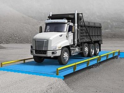 'Tis The Season! Portable Truck Scales Available for Rental
