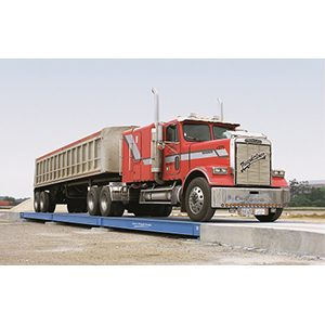 Concrete Deck Truck Scales